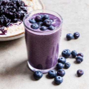 Blueberry Passion Smoothie
