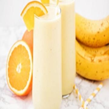 Sunshine Orange Smoothie