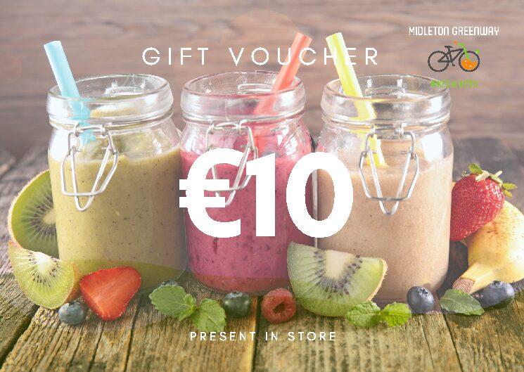Gift  Voucher €10.00
