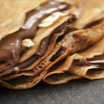 Nutella Crepe